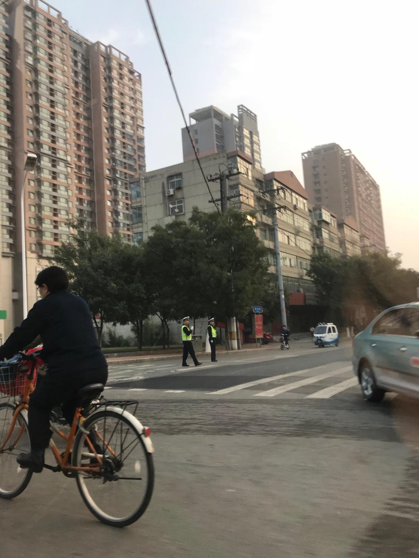 邢台市电子眼_邢台123:邢台这创城创的阵容真大,整个邢台市的警察都出动了吧