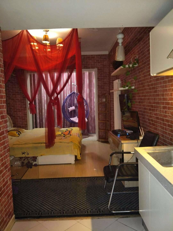 日租房中北世紀城一號公寓八層817